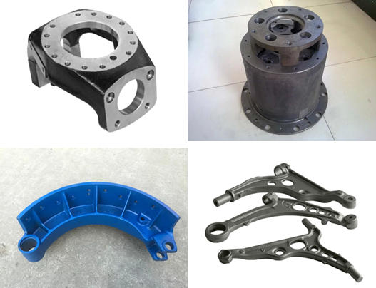 Gray & Ductile iron castings